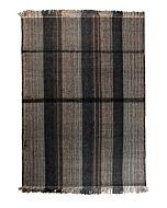 Zuiver Vloerkleed Jazz Charcoal 160x230