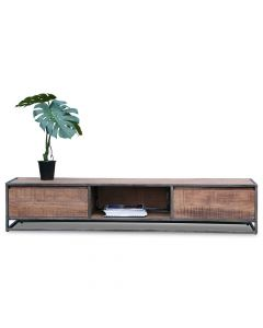 Industrieel TV-meubel Darwin 180 cm