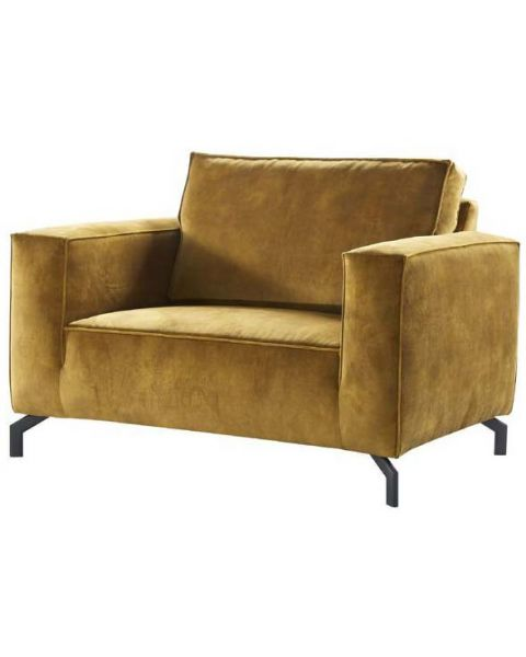 Loveseat Noria Gold