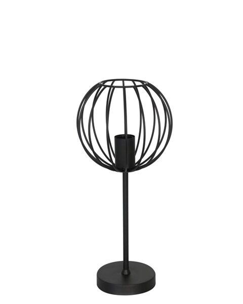 Tafellamp Springdale mat zwart