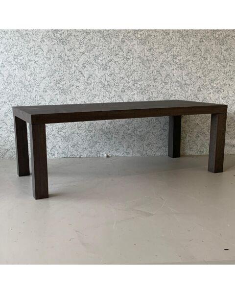 WOZO Tafel Grijs 220cm x 100cm