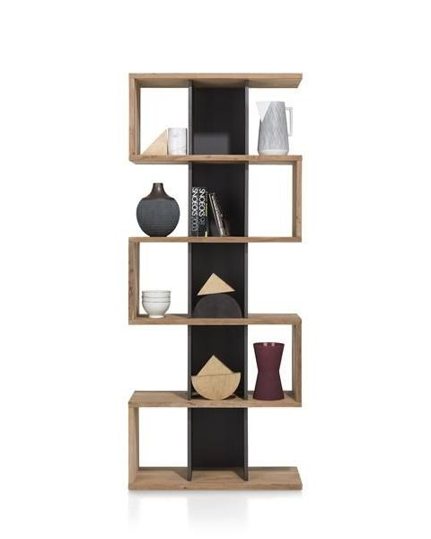 Lanai, Boekenkast 80 Cm - 15-Niches