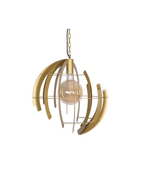 Hanglamp Terra Goud Ø60cm