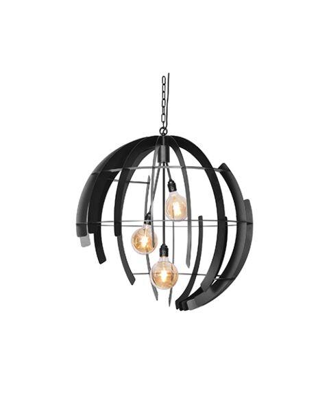 Hanglamp Terra Zwart 2407