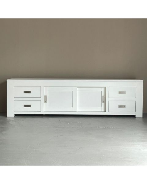 Showmodel- Tv-meubel Beton Look 180cm