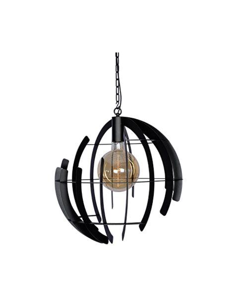 Hanglamp Terra Zwart Ø60cm