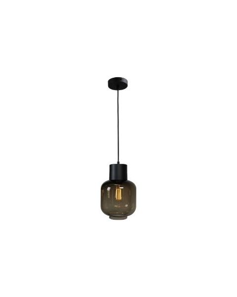 hanglamp lett zwart