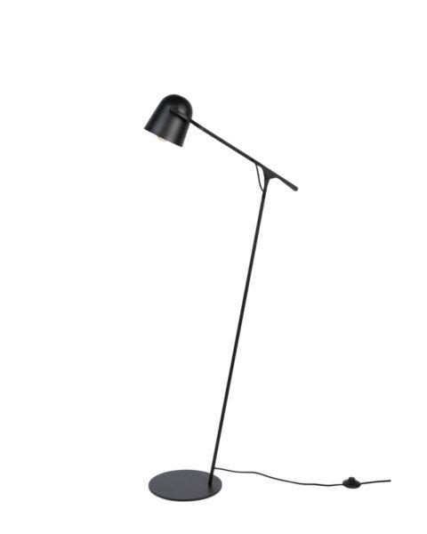 Zuiver Vloerlamp Lau All Black