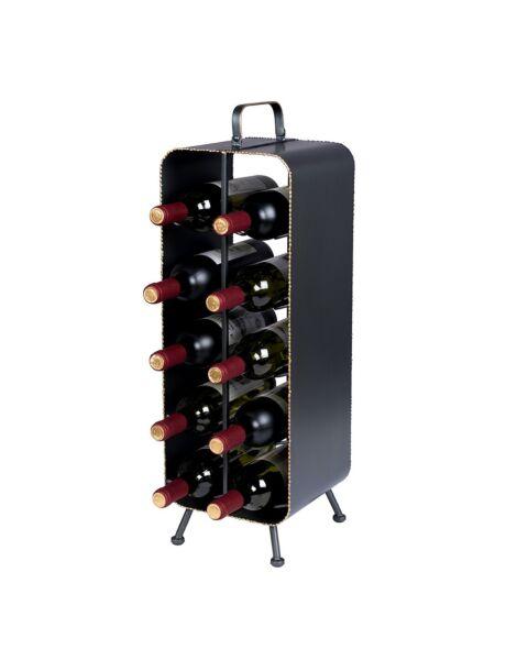 dutchbone stalwart wijnrek