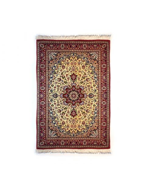 Ghom Iran Vloerkleed (107x158cm)