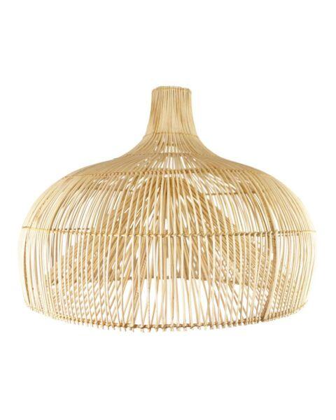 hanglamp rotan naturel