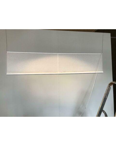 Plissegordijn gebroken wit raamdecoratie