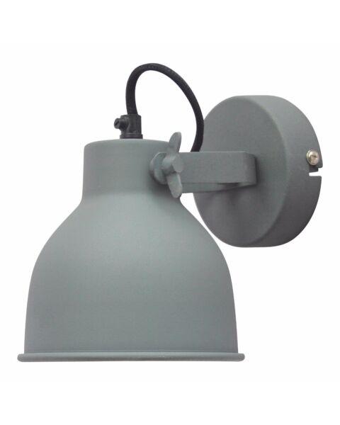 Industriële Wandlamp Vintage Grey