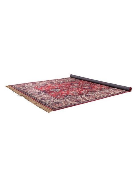 Dutchbone Bid Carpet (Rood)
