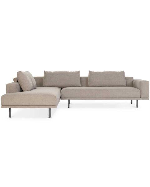 design on stock hoekbank 1 arm en open chaise longue