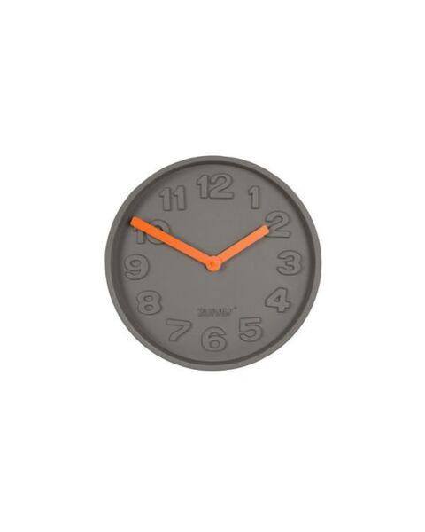 Zuiver Klok Concrete Time