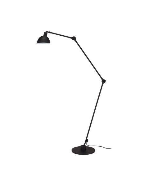 Bodilson Vloerlamp Dixie Zwart