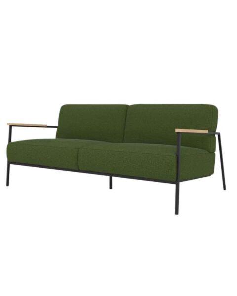 studio henk bank co lounge groen