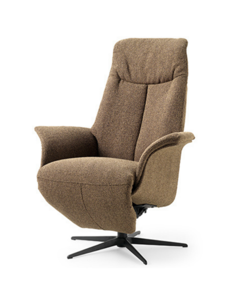 Relaxfauteuil Charles Feelings Stof