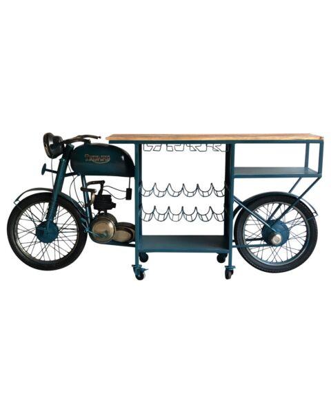 Trijmph Bike Bar