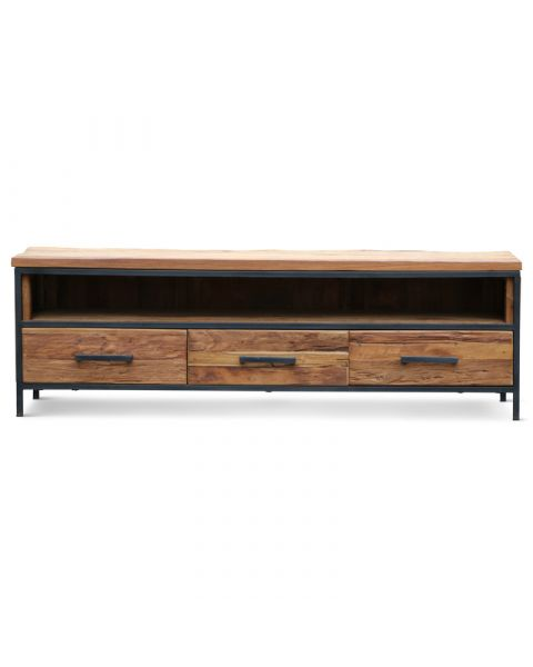 Industrieel Tv Cabinet Java 160