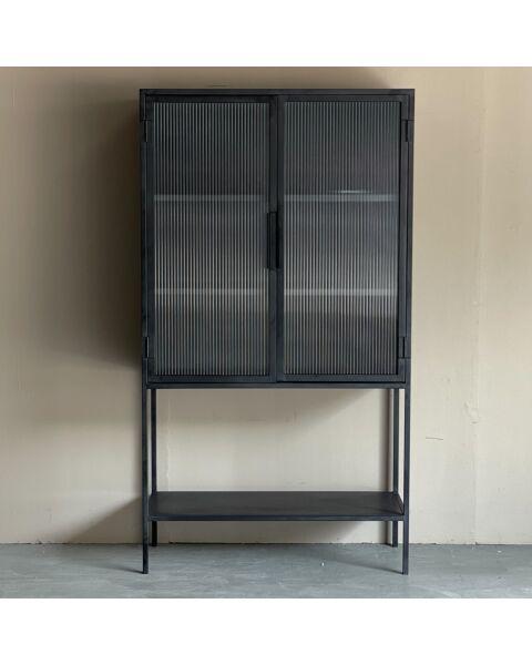 TV Dressoir Zwart 180cmm