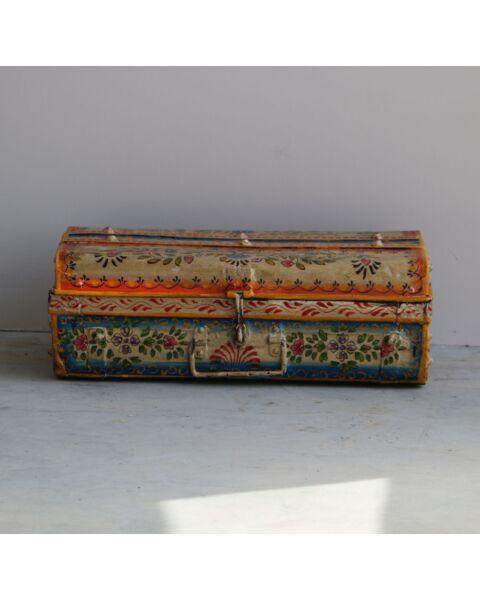 Gekleurde India Koffer