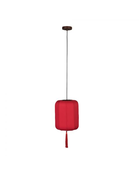 dutchbone hanglamp suoni rood