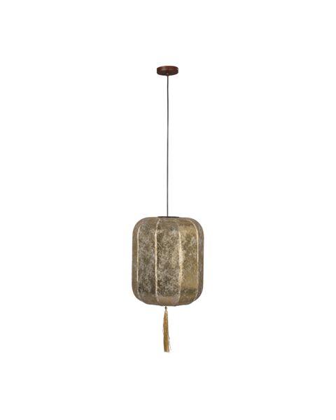 dutchbone hanglamp suoni goud