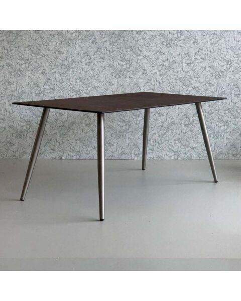 Eetkamertafel Graniet + Grindsteen
