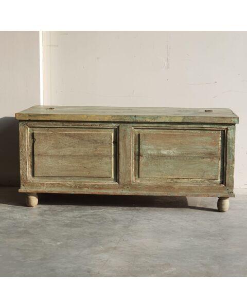 Groene India Houten Box