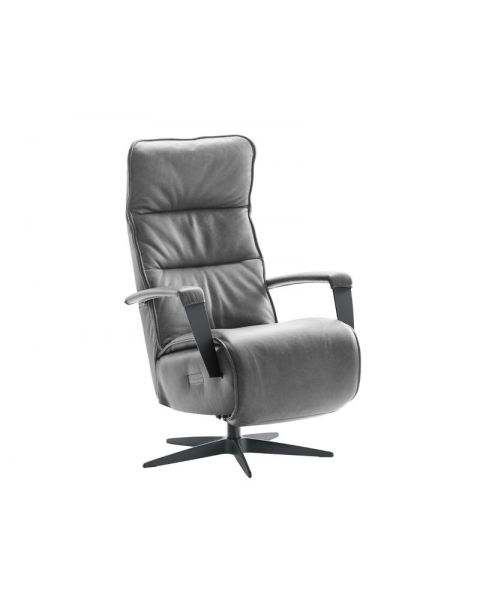 Relaxfauteuil DALERO L antraciet