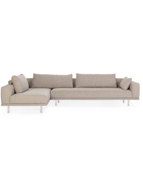 Design on Stock Hoekbank Cascade 1-Arm & Chaise Longue