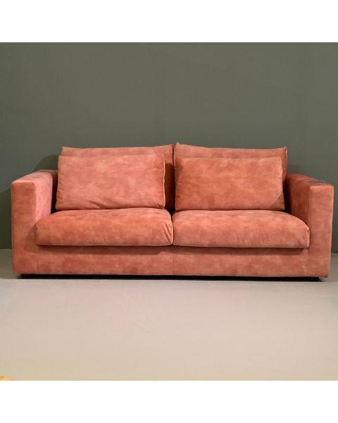 Romantische Retro Bank Roze