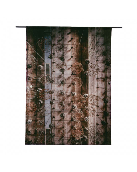 Urban Cotton Wandkleed Hanging Baskets