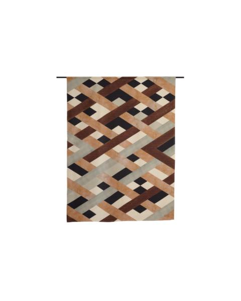 Urban Cotton Wandkleed Timber