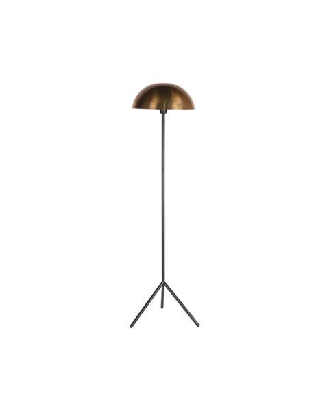 LABEL51 Vloerlamp Globe Goud Metaal