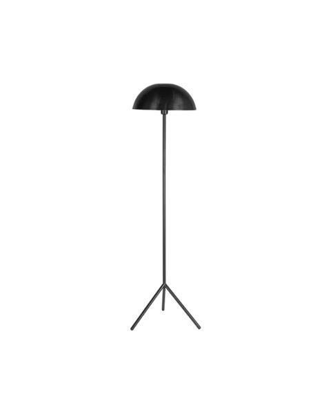 LABEL51 Vloerlamp Globe Zwart Metaal