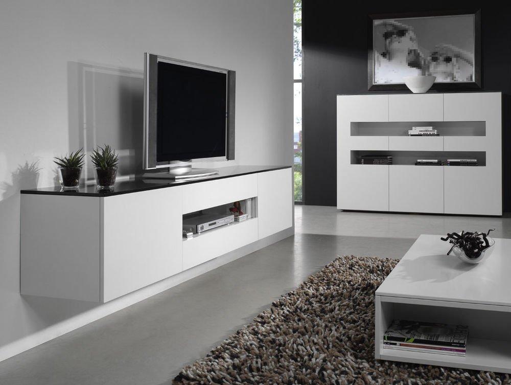 Karat Tv Meubel : Woonboulevard wijchen karat tv dressoir niche staande tv